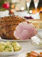 Photo: Leg of ham
