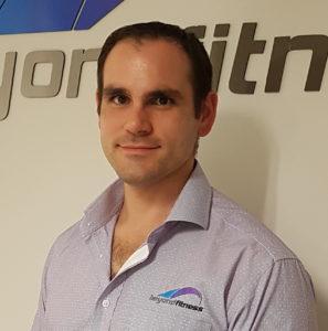 Boris Lukin - Director of Beyond Fitness and Principal Osteopath