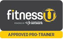 FitnessU Approved Pro-Trainer